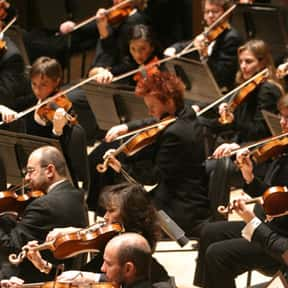 Classical is listed (or ranked) 6 on the list The Best Genres of Music