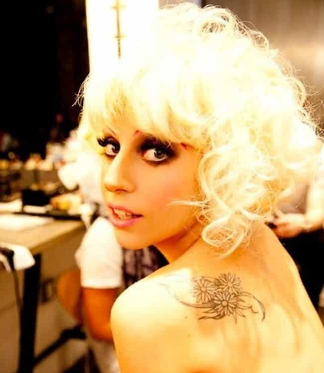 Daisy Tattoo is listed (or ranked) 3 on the list Lady Gaga Tattoos
