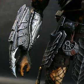 Predator's Wrist Gauntlet is listed (or ranked) 21 on the list Sci Fi Tech from TV & Movies You Most Wish Was Real