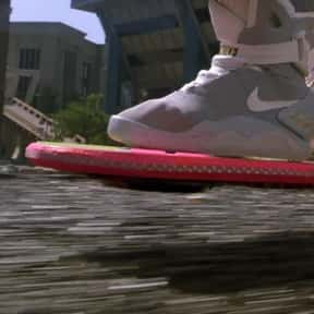 Hoverboard is listed (or ranked) 9 on the list Sci Fi Tech from TV & Movies You Most Wish Was Real