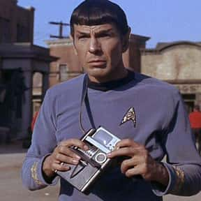 Tricorders is listed (or ranked) 14 on the list Sci Fi Tech from TV & Movies You Most Wish Was Real