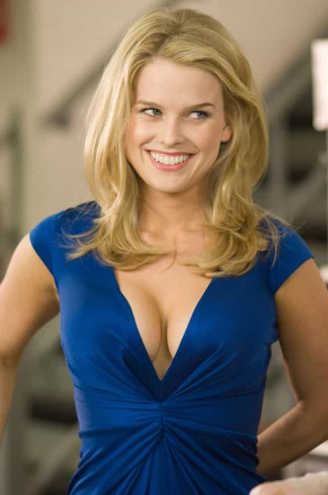 Alice Eve Has a Surprise for Y... is listed (or ranked) 6 on the list The 33 Hottest Alice Eve Photos
