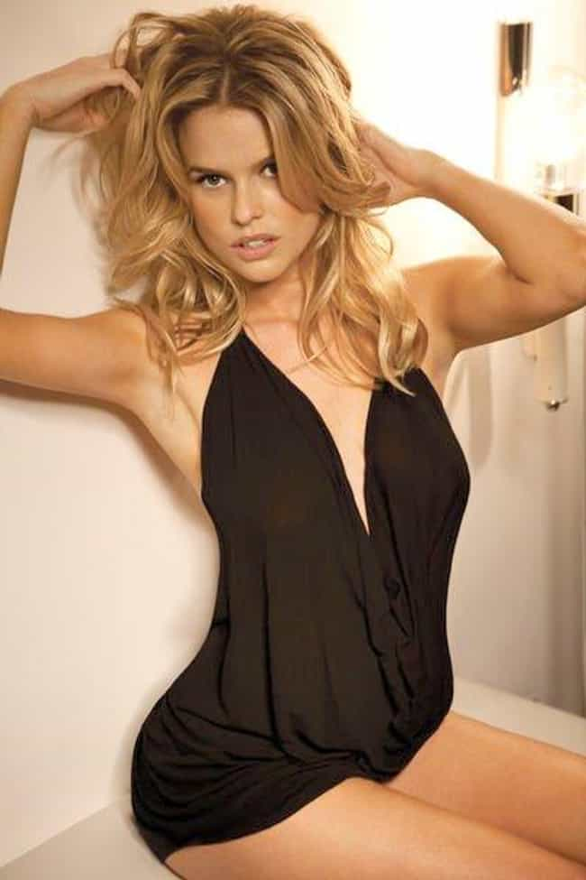 Alice Eve Demonstrates Above A... is listed (or ranked) 8 on the list The 33 Hottest Alice Eve Photos