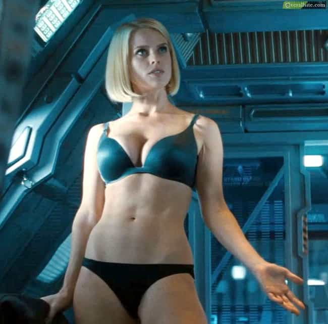 Alice Eve Models The New Starf... is listed (or ranked) 1 on the list The 33 Hottest Alice Eve Photos