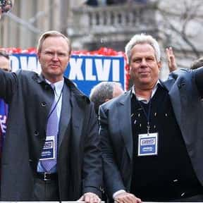 John Mara and Steve Tisch is listed (or ranked) 13 on the list The Best Current NFL Team Owners