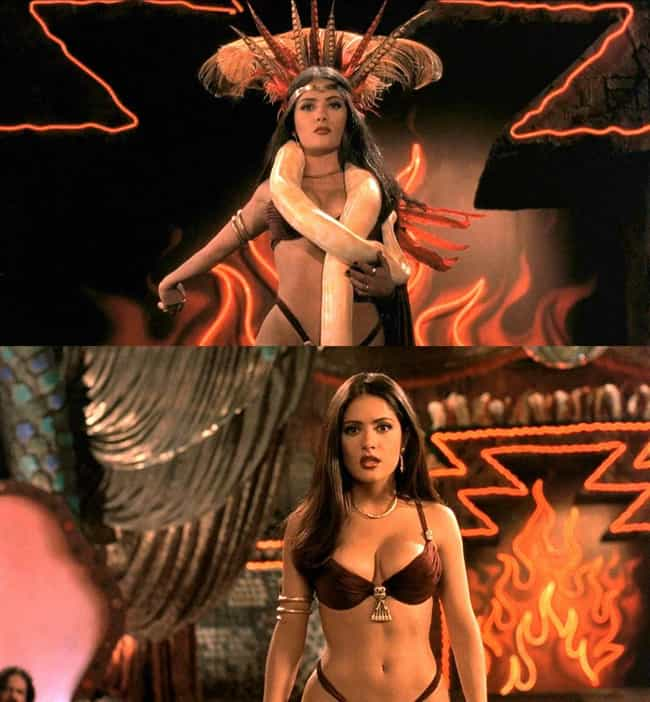 Santanico Pandemonium is listed (or ranked) 3 on the list The Sexiest Characters in Film History