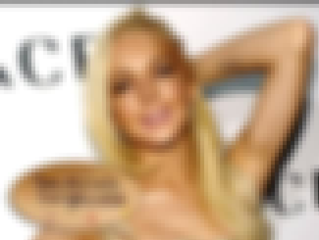 Stars is listed (or ranked) 3 on the list Lindsay Lohan Tattoos