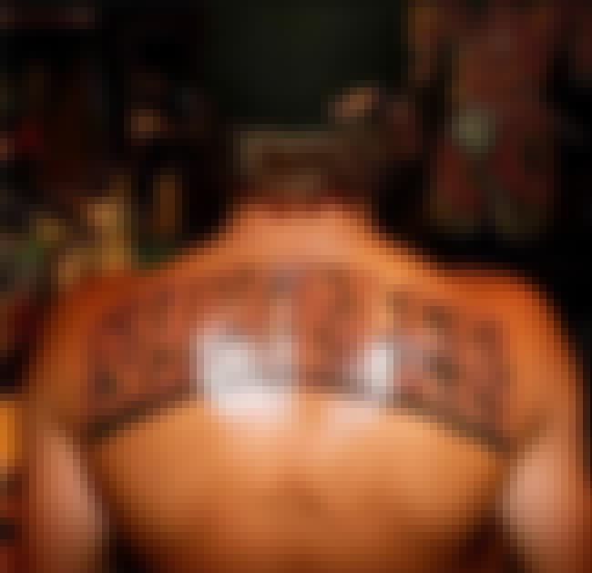Sheckler Back Tattoo is listed (or ranked) 3 on the list Ryan Sheckler Tattoos