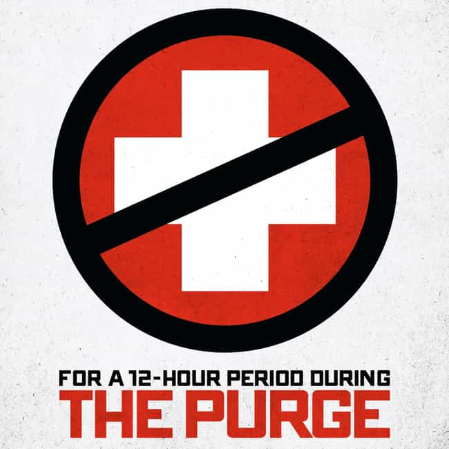 Suspended for 12 Hours ... is listed (or ranked) 1 on the list The Best Movie Quotes From 'The Purge'