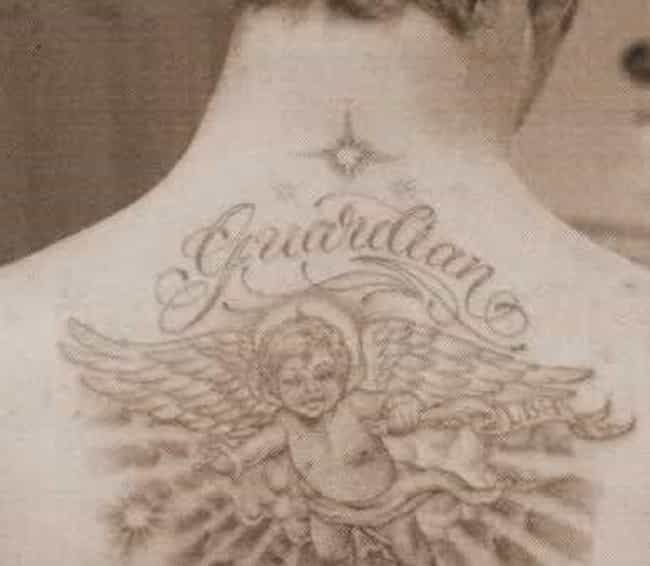 Guardian Angel is listed (or ranked) 2 on the list Justin Timberlake Tattoos