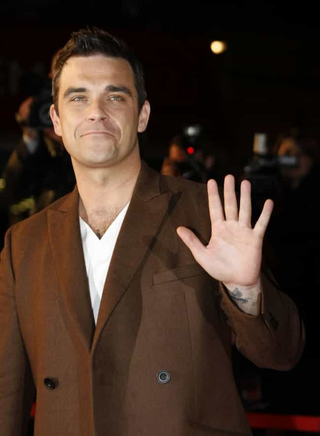 Jack Farrell is listed (or ranked) 2 on the list Robbie Williams Tattoos