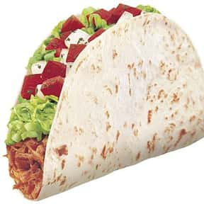 Taco Bell Fresco Style Chicken is listed (or ranked) 4 on the list The Healthiest Fast Food Choices in America