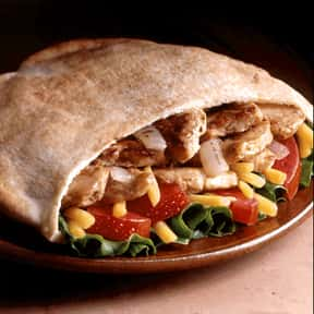Jack in the Box Chicken Fajita is listed (or ranked) 22 on the list The Healthiest Fast Food Choices in America