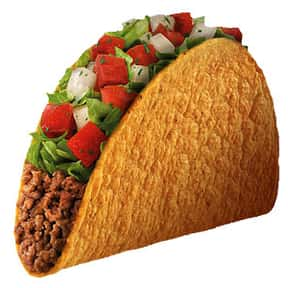 Taco Bell Fresco Style Crunchy is listed (or ranked) 13 on the list The Healthiest Fast Food Choices in America