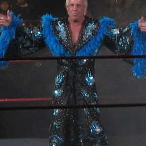 Ric Flair is listed (or ranked) 5 on the list Great Athletes Who Waited Too Long To Retire