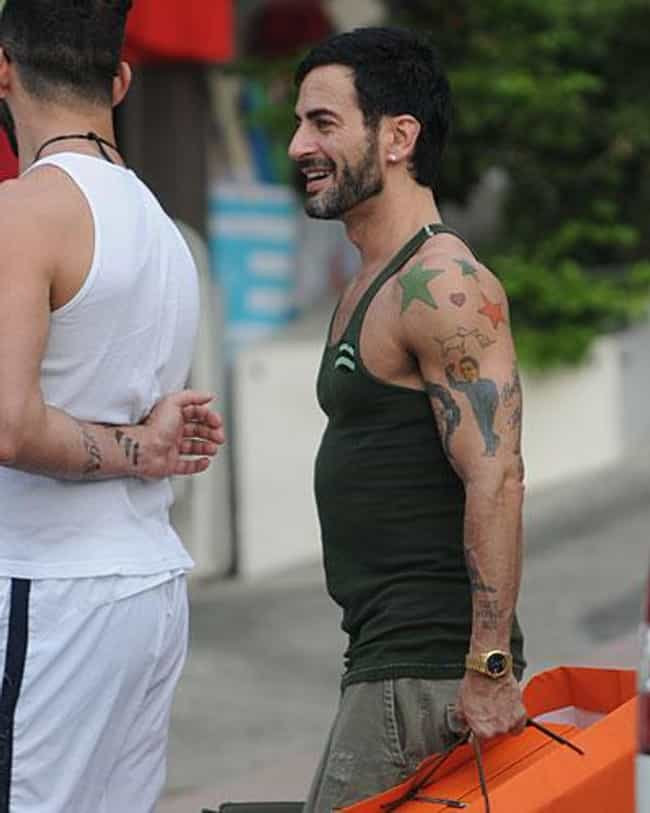 Heart is listed (or ranked) 4 on the list Marc Jacobs Tattoos