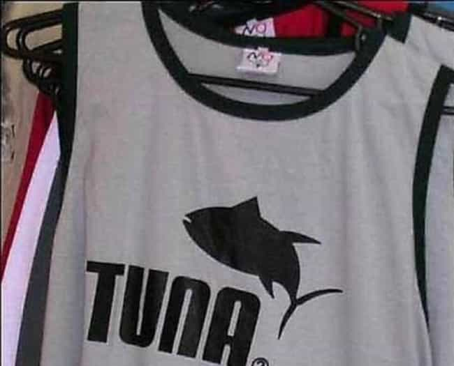 Puma of the Sea is listed (or ranked) 7 on the list The 46 Craziest Chinese Counterfeit Products
