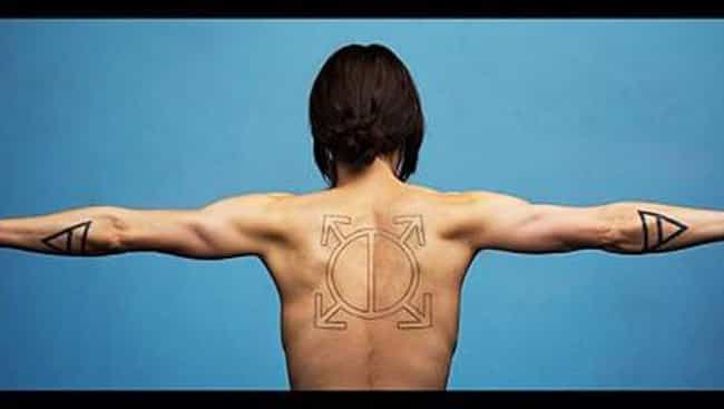 Orbis Epsilon is listed (or ranked) 4 on the list Jared Leto Tattoos