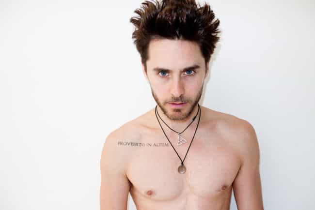 Provehito In Altum is listed (or ranked) 1 on the list Jared Leto Tattoos