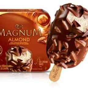Magnum Ice Cream is listed (or ranked) 7 on the list The Best Ice Cream Brands