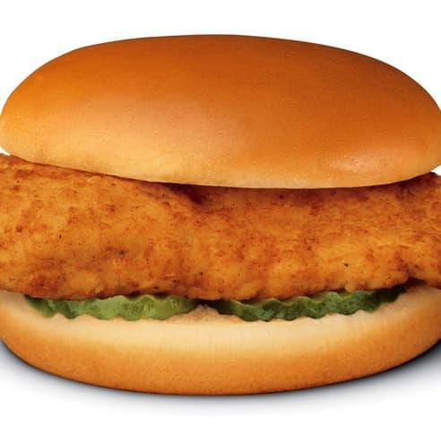 Image of Random Best Fast Food Chicken Sandwiches