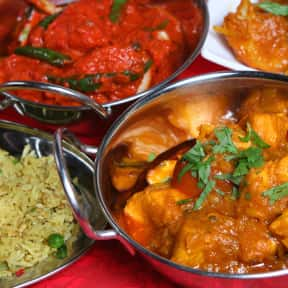 Indian Food is listed (or ranked) 22 on the list The Worst Foods to Eat on a Date