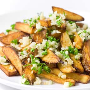 Garlic Fries is listed (or ranked) 8 on the list The Worst Foods to Eat on a Date