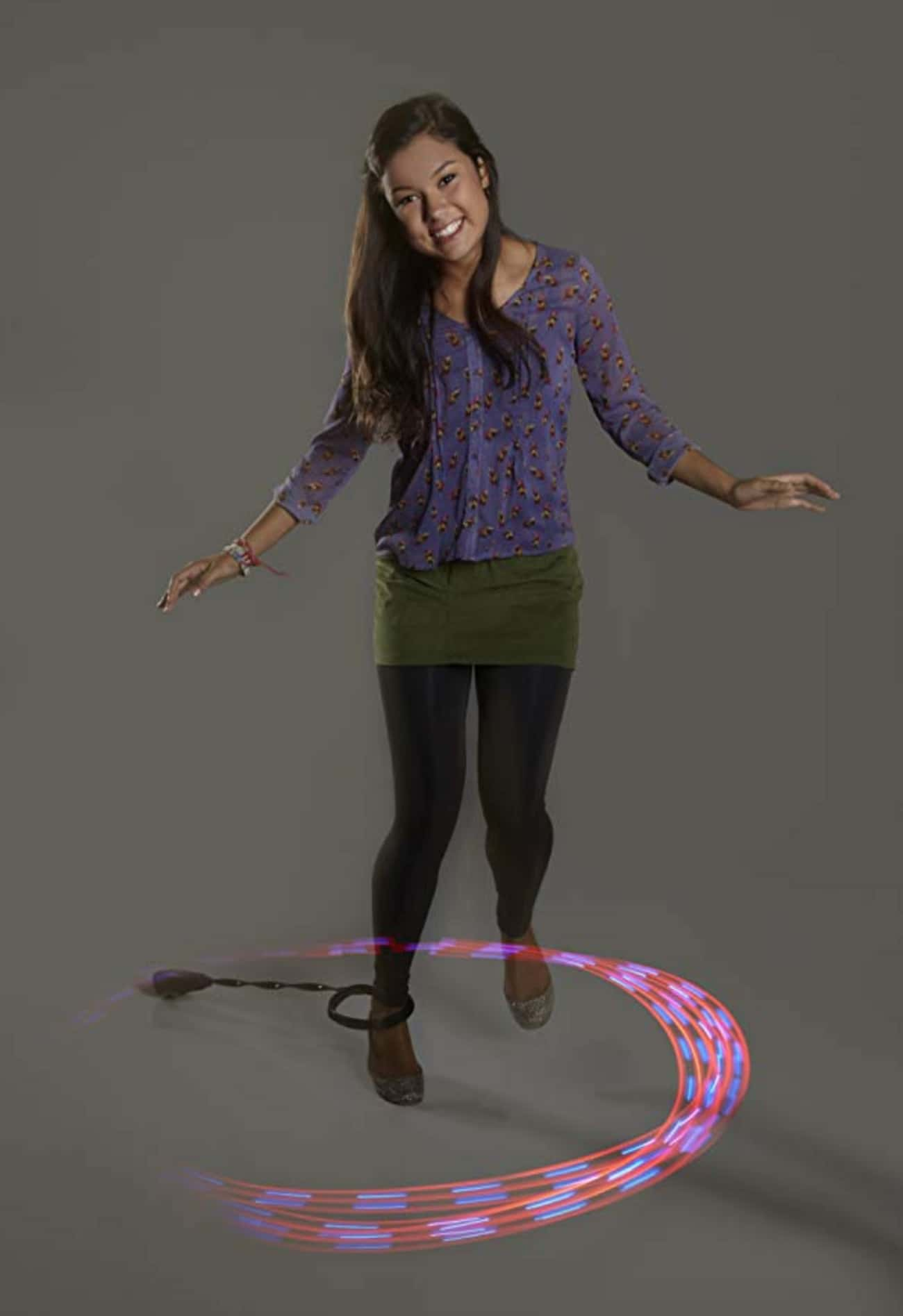Skip-It is listed (or ranked) 4 on the list 20 Annoying Toys That Prove Your Parents Loved You