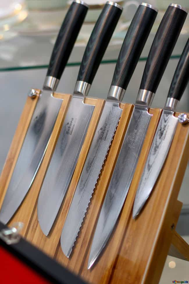 Good Kitchen Knives is listed (or ranked) 3 on the list 20 Things Worth Spending a Little Extra On