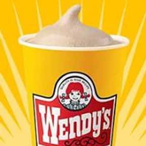 Wendy's Frosty is listed (or ranked) 2 on the list The Best Fast Food Desserts