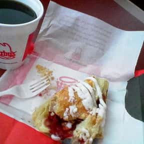 Arby's Cherry Turnover is listed (or ranked) 19 on the list The Best Fast Food Desserts