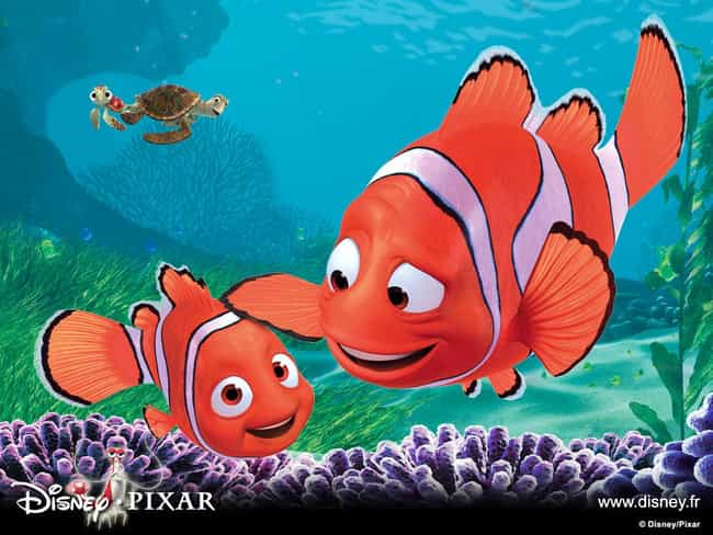 Upon Nemo's Mother's Death, Ma... is listed (or ranked) 2 on the list 7 Facts That Will Ruin Your Favorite Childhood Films