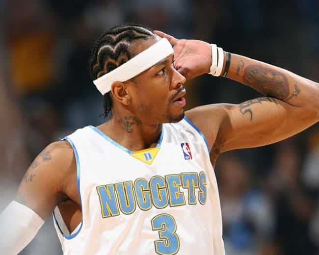 Fear No One is listed (or ranked) 1 on the list Allen Iverson Tattoos