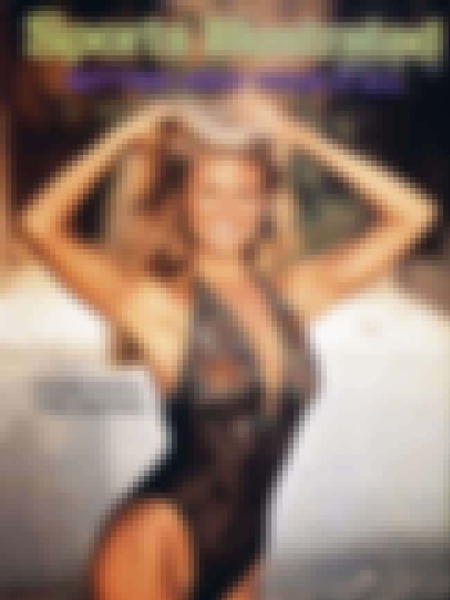 Christie Brinkley in Black Emb... is listed (or ranked) 3 on the list Hottest Christie Brinkley Photos
