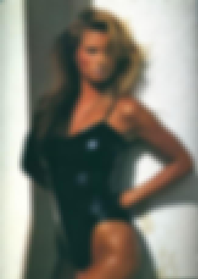 Christie Brinkley in Black Pat... is listed (or ranked) 2 on the list Hottest Christie Brinkley Photos