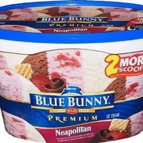 Blue Bunny is listed (or ranked) 11 on the list The Best Ice Cream Brands