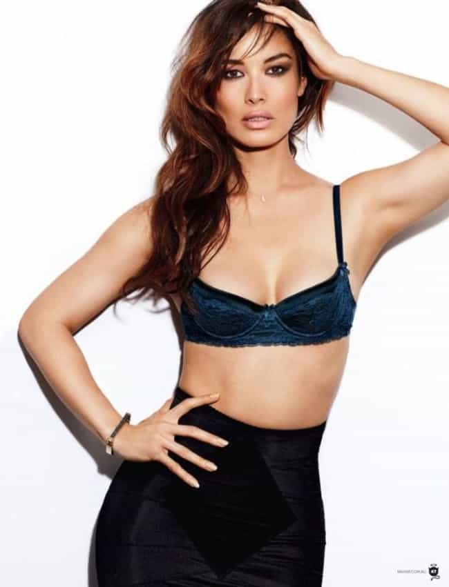 Berenice Marlohe in Bra and Sk... is listed (or ranked) 4 on the list Hottest Berenice Marlohe Photos