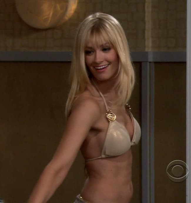Beth Behrs Is Never Shy Espec Is Listed Or Ranked