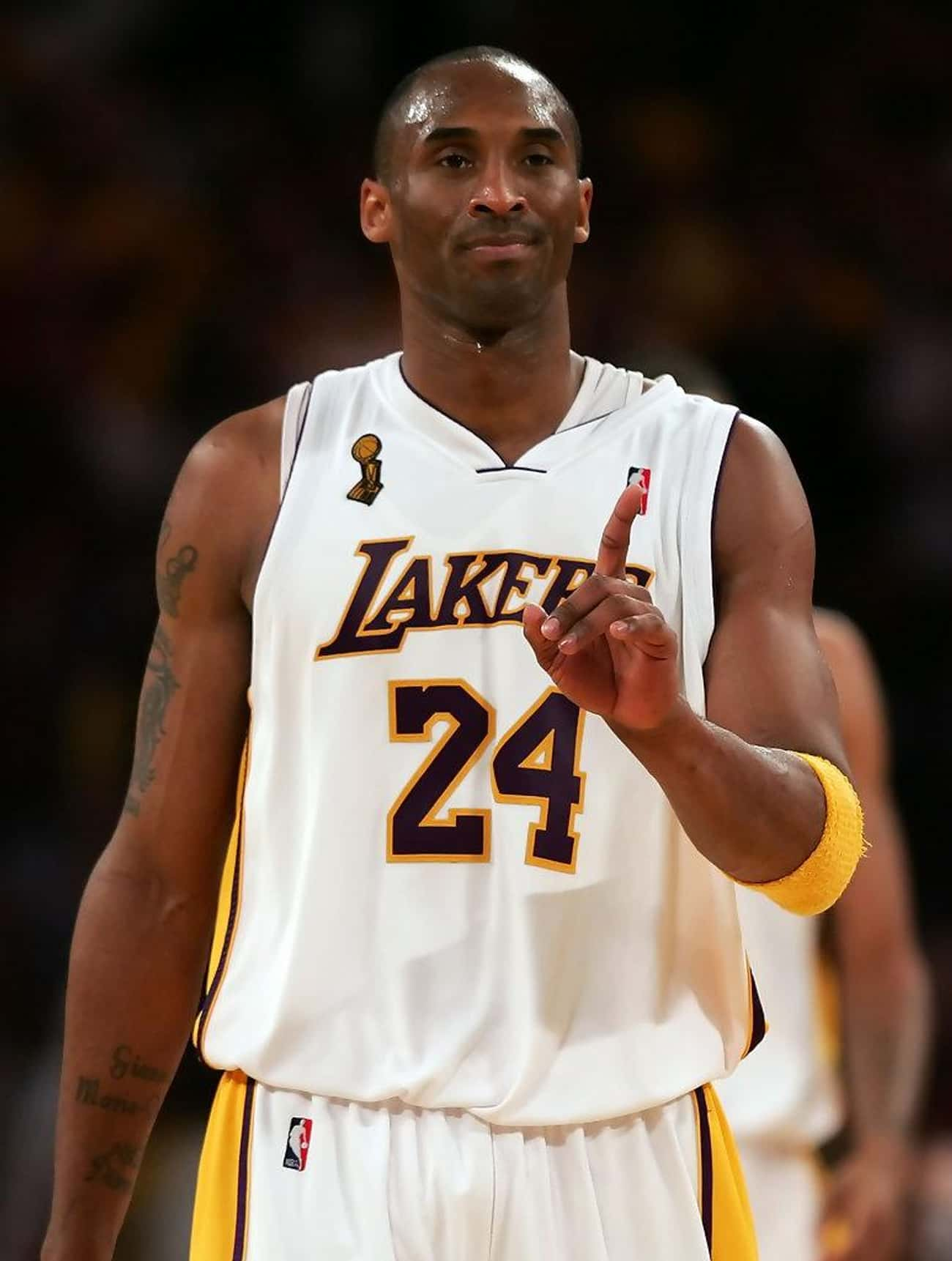 Gianna Maria-Onore is listed (or ranked) 1 on the list Kobe Bryant Tattoos