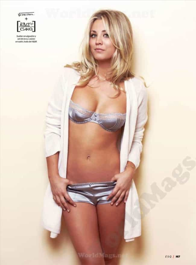Kaley Cuoco in Silver Bikini is listed (or ranked) 4 on the list Kaley Cuoco Bikini Pictures
