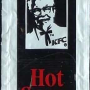 KFC Hot Sauce is listed (or ranked) 5 on the list The Best Fast Food Hot Sauces