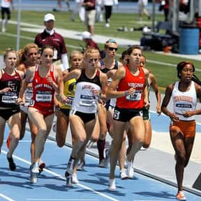 Track and Field is listed (or ranked) 9 on the list The Most Popular Sports In America
