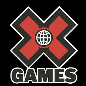 X Games is listed (or ranked) 25 on the list The Most Popular Sports In America