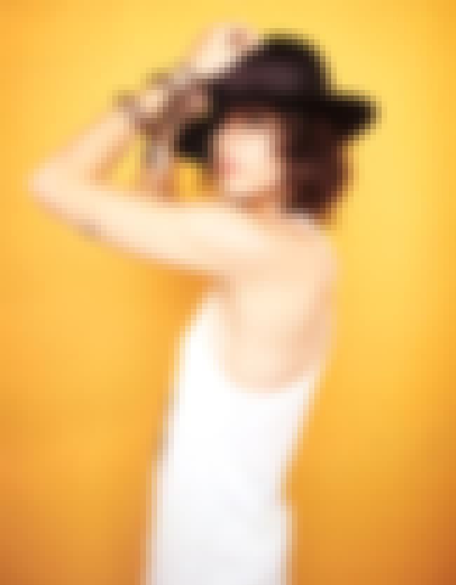 Katherine Moennig in White Sle... is listed (or ranked) 2 on the list Hottest Katherine Moennig Photos