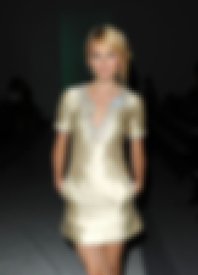 Katia Winter in Embellished Sa... is listed (or ranked) 4 on the list Hottest Katia Winter Photos