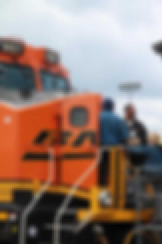 GE Evolution is listed (or ranked) 4 on the list The Best U.S. Diesel Locomotives