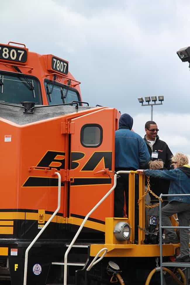 GE Evolution is listed (or ranked) 2 on the list The Best U.S. Diesel Locomotives