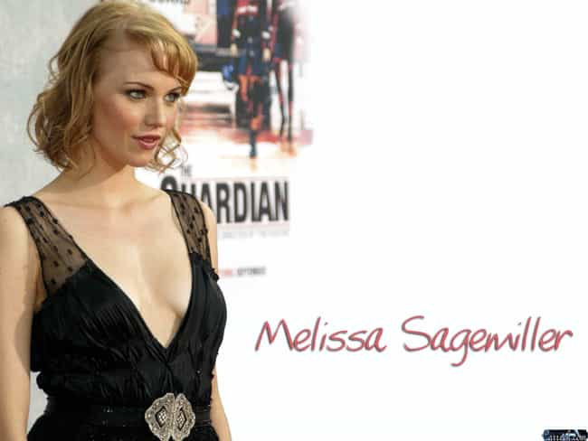 Melissa Sagemiller in a Low Ne... is listed (or ranked) 3 on the list The Most Stunning Melissa Sagemiller Photos