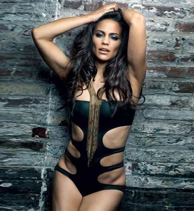 Sexy paula patton naget — photo 11