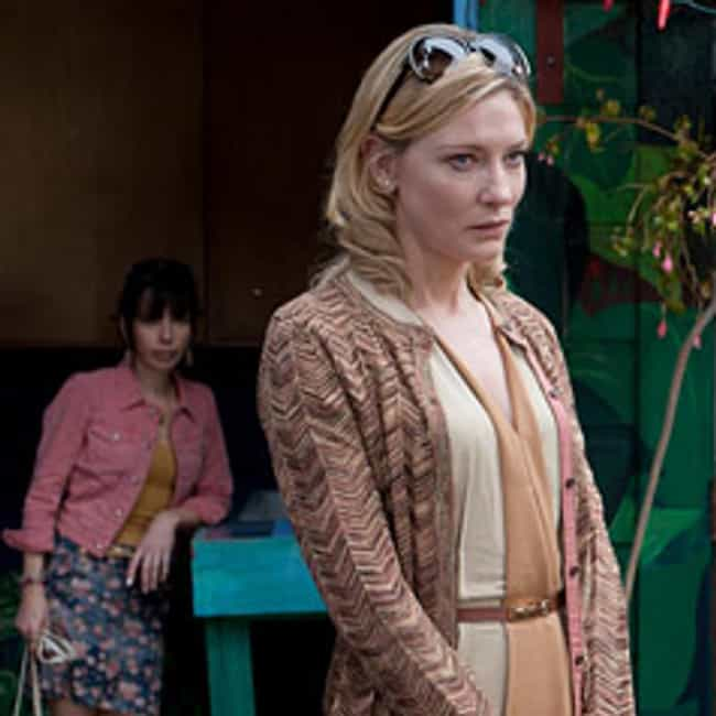 Staying With My Sister ... is listed (or ranked) 4 on the list Blue Jasmine Movie Quotes